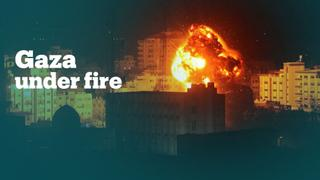 Israel bombs Gaza overnight