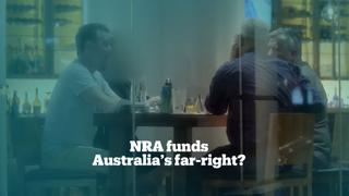Australia's far-right One Nation party caught up in gun lobby scandal