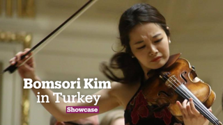 Bomsori Kim in Turkey | Music | Showcase