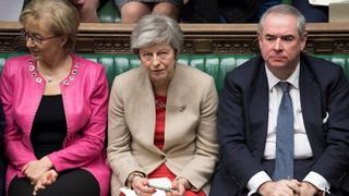Brexit Battle: May's Brexit deal voted down for a third time