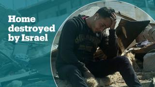 Israeli air strikes destroy this Gazan's wedding dreams