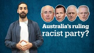 Is Australia's ruling party racist?