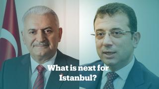 What happened so far with Istanbul's elections?