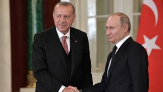 Turkey-Russia Relations: Leaders pledge to improve military cooperation