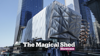 The Magical Shed | Culture | Showcase