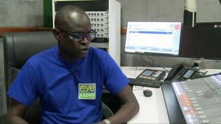 South Sudan Media: South Sudan radio station struggles to be free