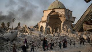Defeat of Daesh: Iraq Daesh 'trauma' camp helps Yazidi children