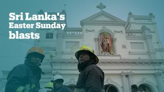 Series of blasts hit Sri Lanka on Easter Sunday