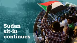 Will the sit-in continue in Sudan?