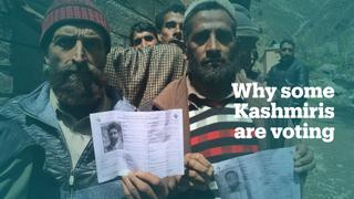 Indian elections: Here's why some Kashmiris are voting