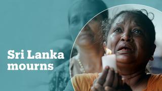 Sri Lanka mourns blast victims