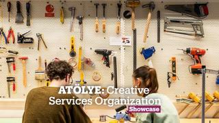 Atolye: Creative Services Organization | Design | Showcase