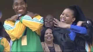 Caster Semenya Viaaf: Semenya's case could be landmark for athletics