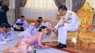 Thailand's New King
