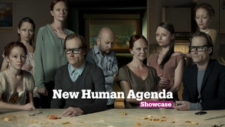 New Human Agenda | Exhibitions | Showcase