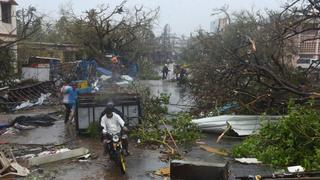 Cyclone Fani: Storm pounds India, over 1M people evacuated