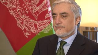 One on One Express: Abdullah Abdullah, Afghanistan's Chief Executive