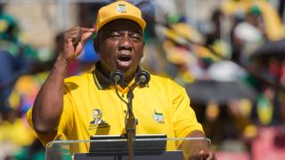 Can President Cyril Ramaphosa End Corruption in South Africa?