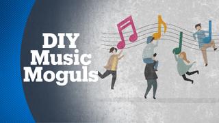 DIY Music Moguls