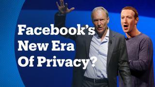 Facebook's New Era Of Privacy?