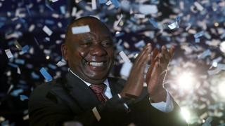 South Africa Decides: Ruling ANC party holds on to power