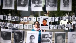 Missing In Mexico: Families of the disappeared take to the streets