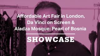Affordable Art Fair in London, Atil Kutoglu & Da Vinci on Screen   Full Episode   Showcase