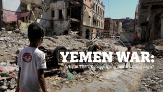 Yemen War: Why is the UK supporting Saudi's campaign?