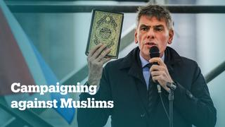 Belgium far-right party campaigns against Muslims ahead of elections