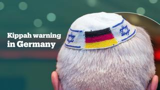 Jews in Germany warned against wearing the kippah in public