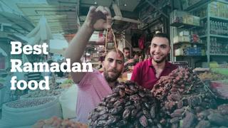 The Best Ramadan Food in Gaza