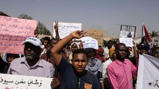 Sudan Crackdown: Army breaks up protests with live ammunition