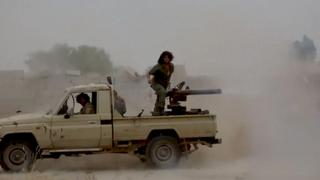 Libya on the Brink: Battle for capital Tripoli reaches a deadlock