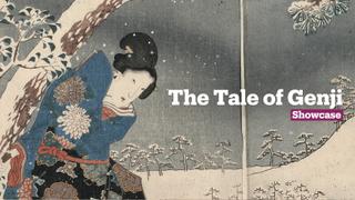 The Tale of Genji: Japanese Classic Illuminated   Exhibitions   Showcase