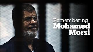 Mohamed Morsi - Egypt's first democratically elected president