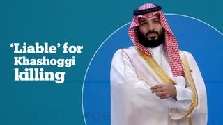 Evidence suggests Saudi crown prince is liable for Khashoggi killing – UN