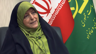 One on One: Exclusive interview with Masoumeh Ebtekar