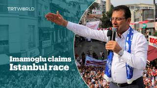 Istanbul mayoral election: Imamoglu claims victory, Yildirim concedes