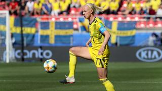 Sweden Captain Caroline Seger: Exclusive Interview