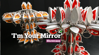 Joana Vasconcelos' 'I'm Your Mirror' | Exhibitions | Showcase