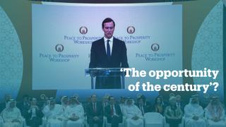Five things to know about Kushner's workshop in Bahrain