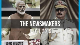 Turkey V Haftar | India's Violent Vigilantes