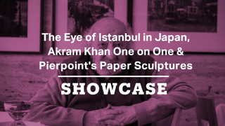 The Eye of Istanbul in Japan, Akram Khan & Pierpoint's Paper Sculptures | Full Episode | Showcase