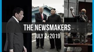 Hong Kong Protests   Philippine Human Rights   Trump's North Korea Visit