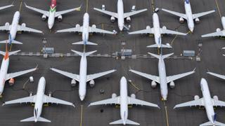 Boeing has tough year after 737 MAX grounding   Money Talks