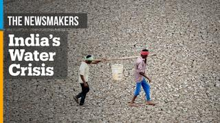 Are India's Water Woes Man-Made?