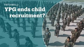 Terror group PKK/YPG admits to recruiting child soldiers