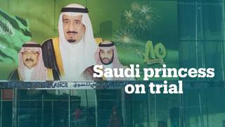 Saudi crown prince's sister on trial in France over 'beating' of workman