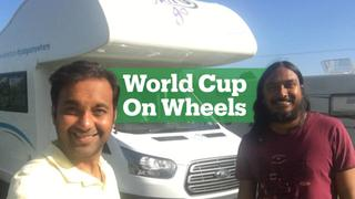 CWC19: World Cup On Wheels