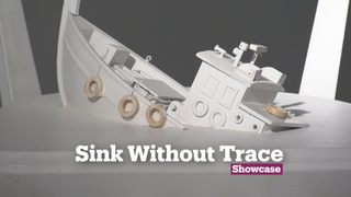 Sink Without Trace